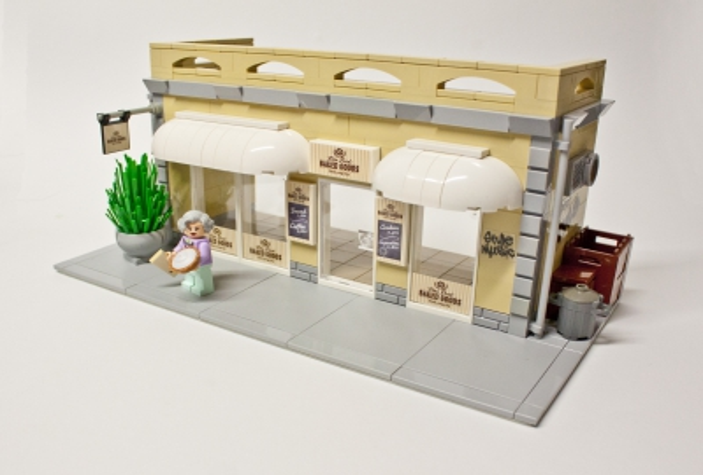 Bäckerei Laden