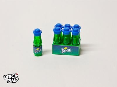 Brick Sprite Crate & Bottle