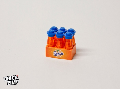 Brick Fanta Kiste