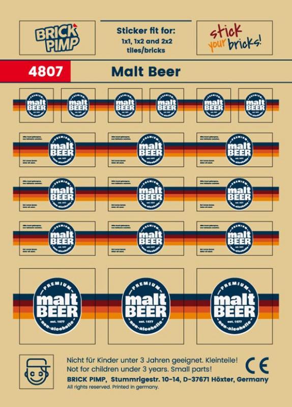 Malz Bier