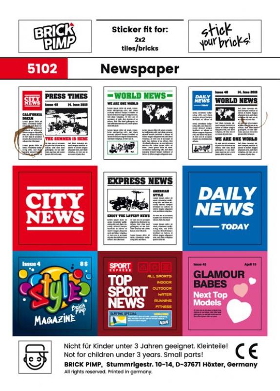 Zeitungen & Magazine