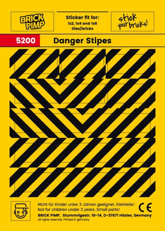 Gefahrenstreifen