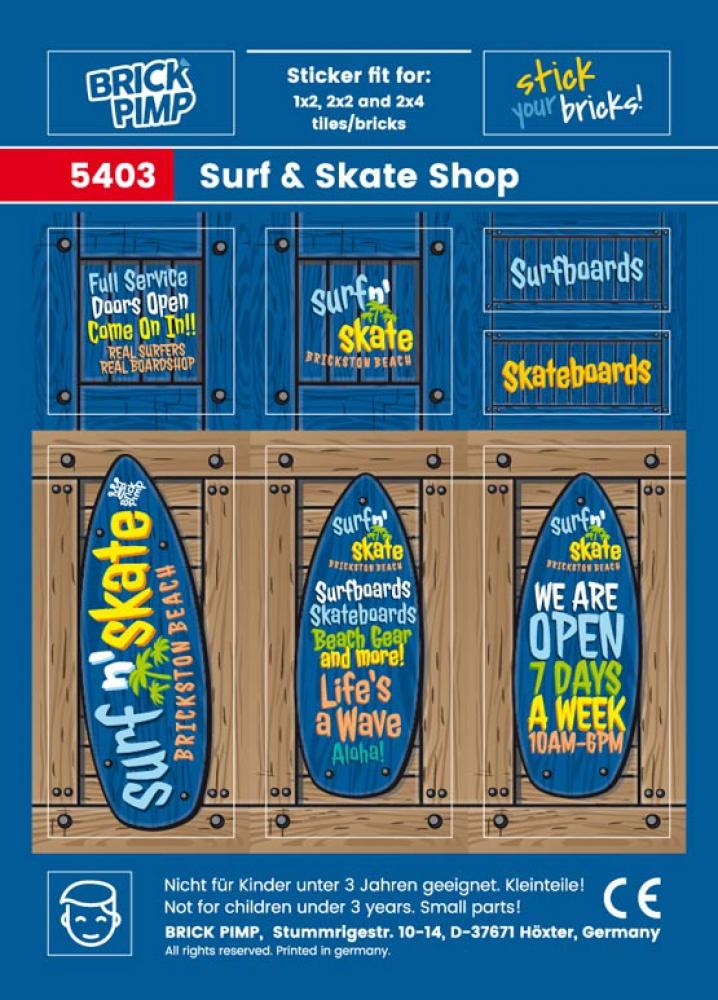 Surf & Skate Shop