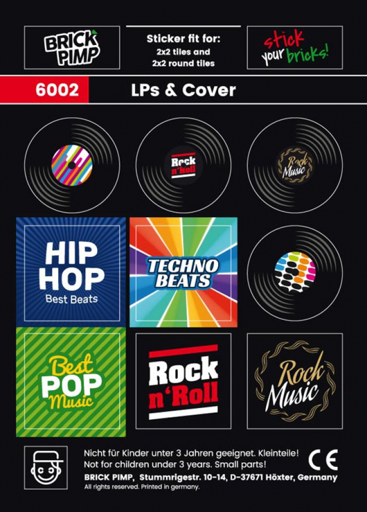 LPs & Cover