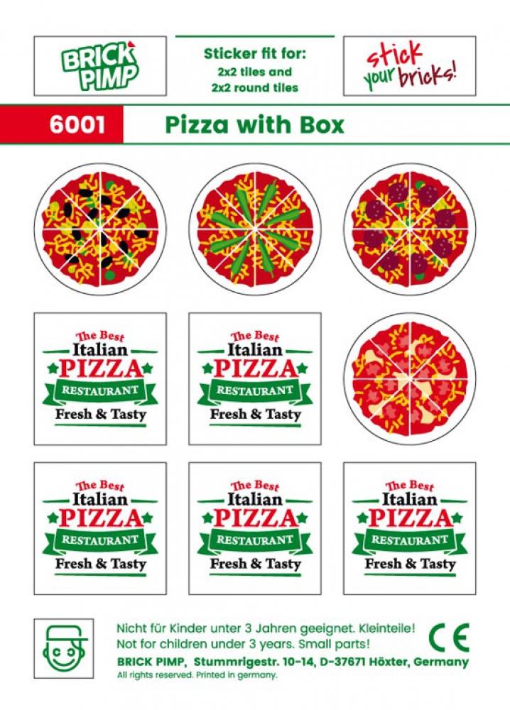Pizza & Box