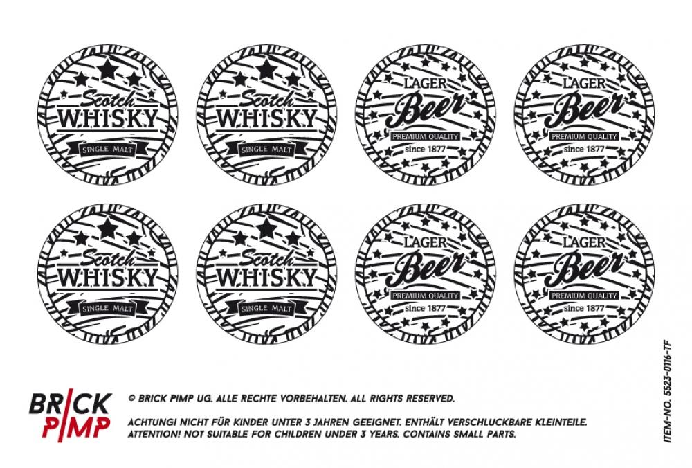 Bourbon Whiskey Fass