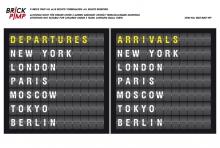 Flughafen Timetable
