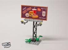 Fastfood Billboard