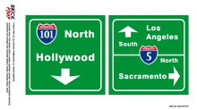 American Highway Signs