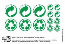 Recycling & Grüner Punkt Schilder
