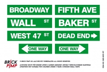 American Road Signs