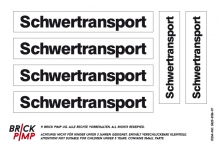 Schwertransport - German Heavy Transport