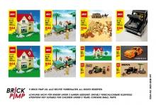 LEGO Sets Kartons