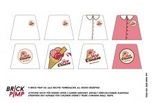 Ice Cream Shop Uniform