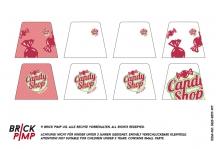 Candy Shop Uniform