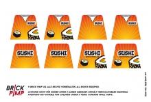 Sushi Restaurant Uniform