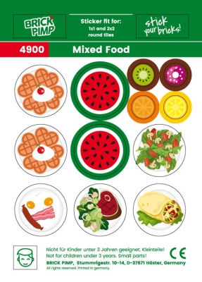 Mixed Food