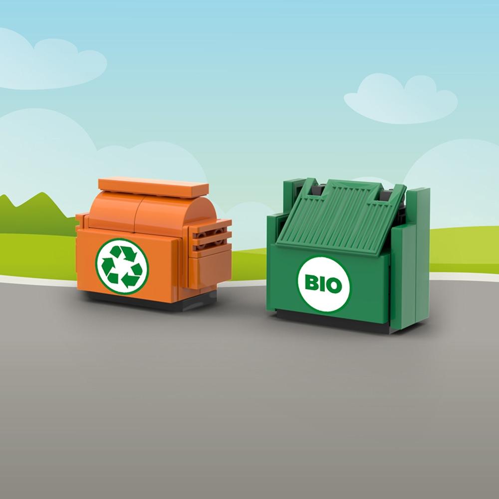 Recycling Schilder