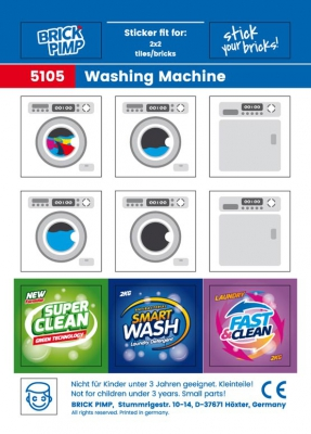 Washingmachine & Soap