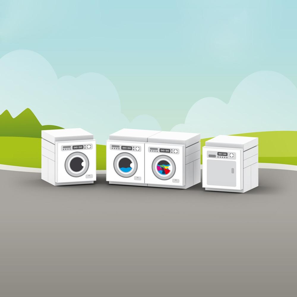 Washingmachine & Soap