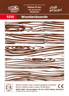 Woodenboards