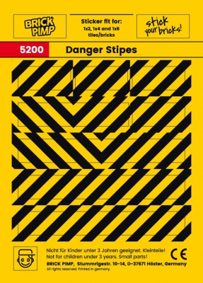 Danger Stripes