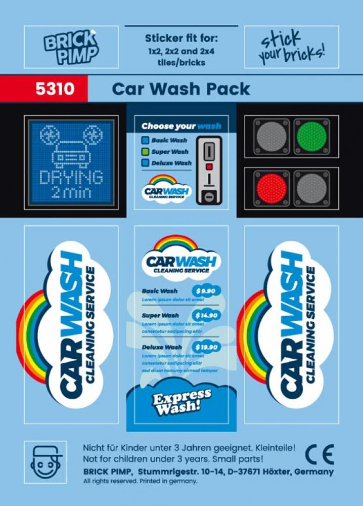 Car Wash Station