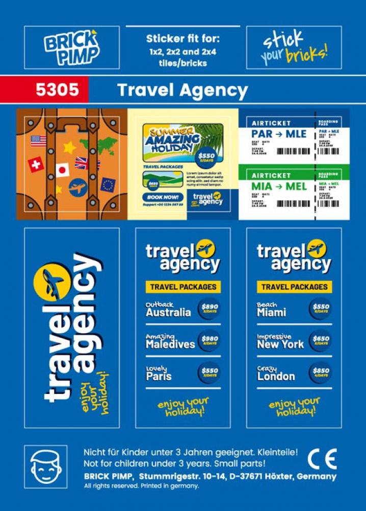 Travel Agency & Tickets