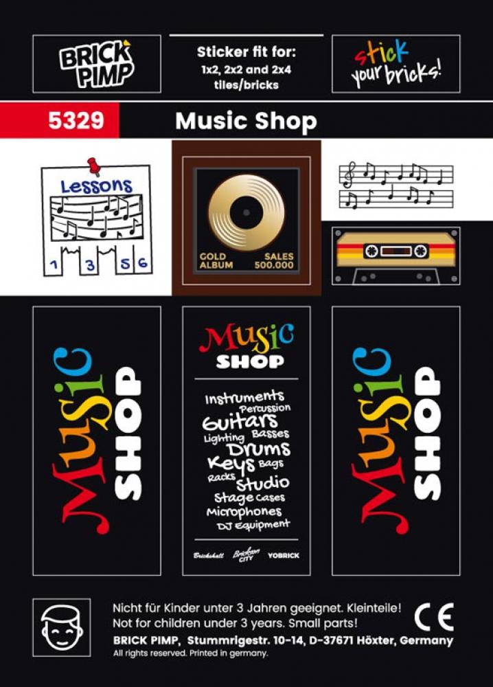 Musik Shop