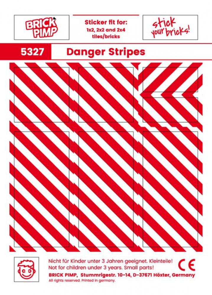Danger Stripes