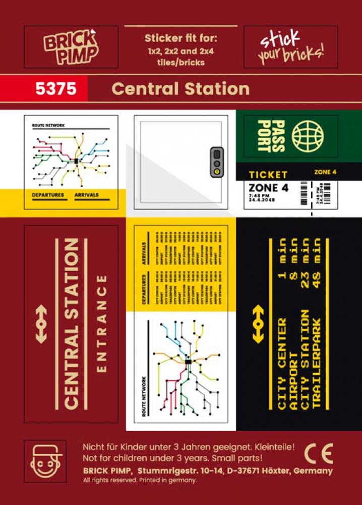 Zentral Bahnhof