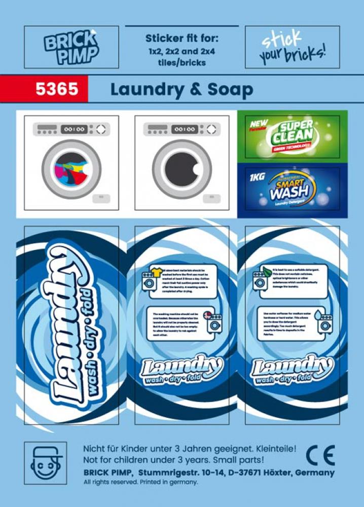 Wäscherei & Waschpulver