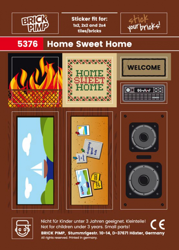 Home Sweet Home Pack