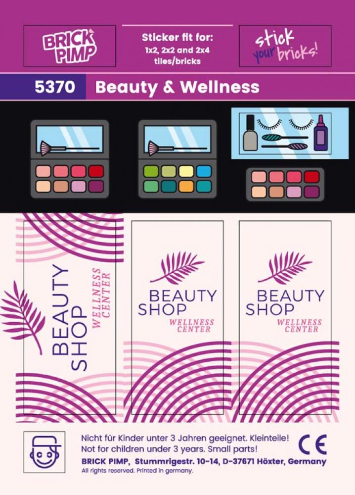 Beauty & Wellness Shop