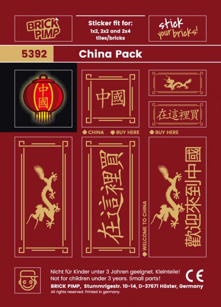 China Pack