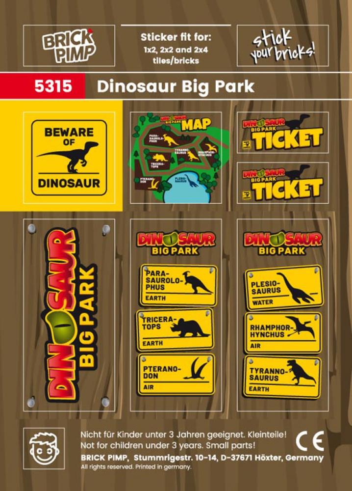 Dinosaur Big Park