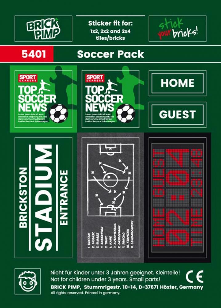 Soccer Pack