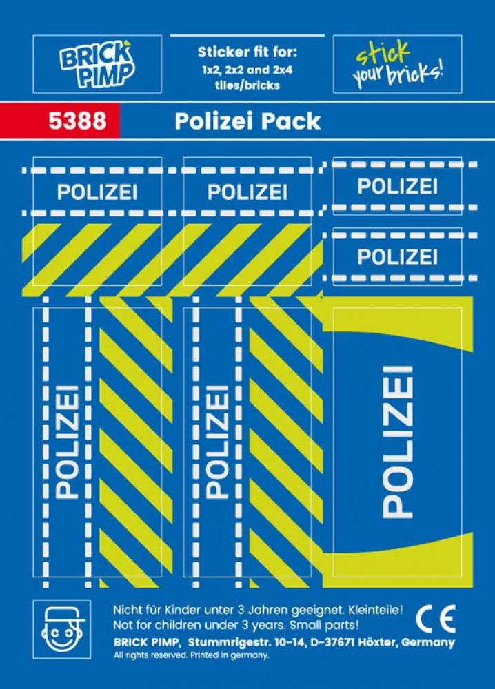 Polizei Pack