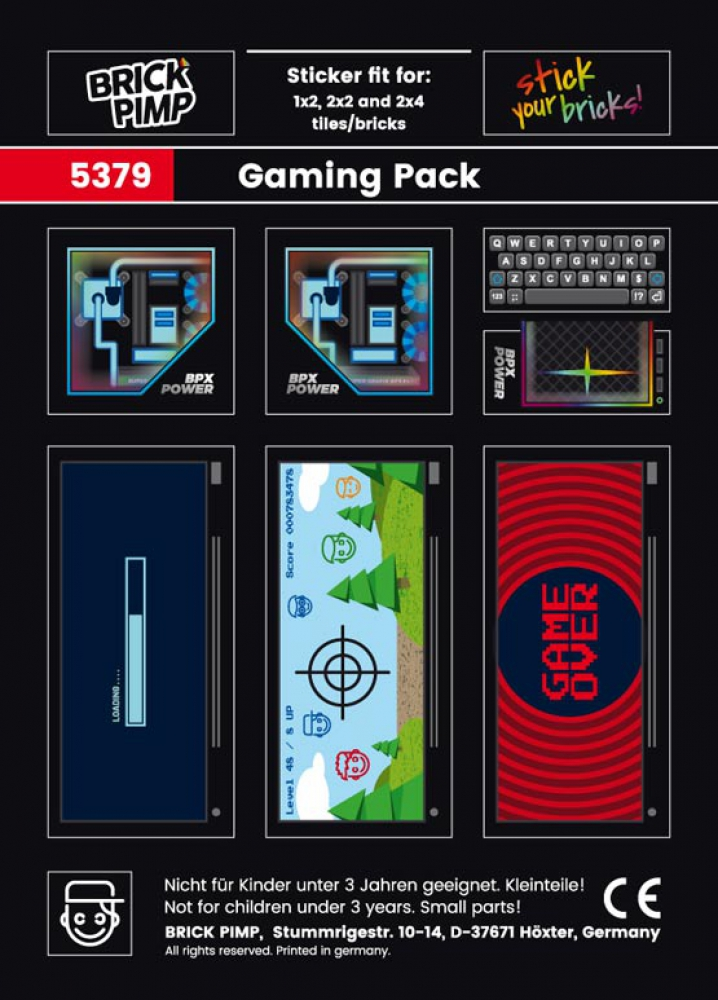 Gaming Pack