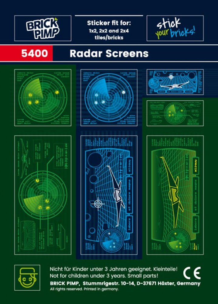 Radar Screens