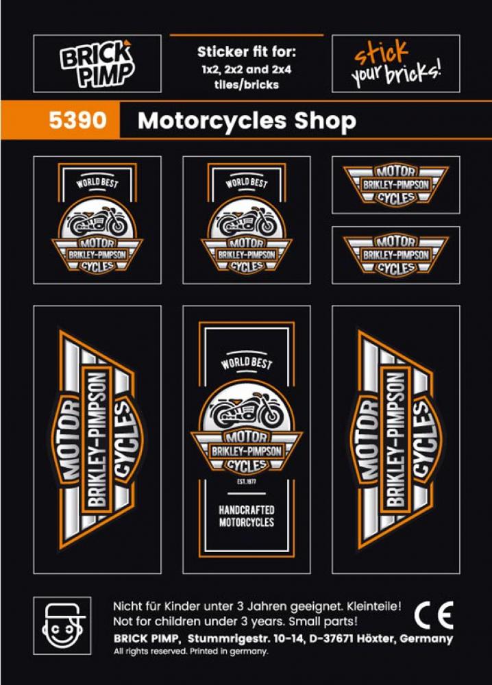 Motorcyles Shop