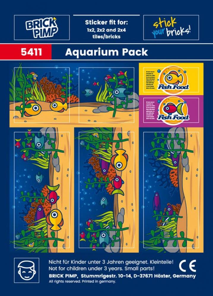 Aquarium & Fischfutter