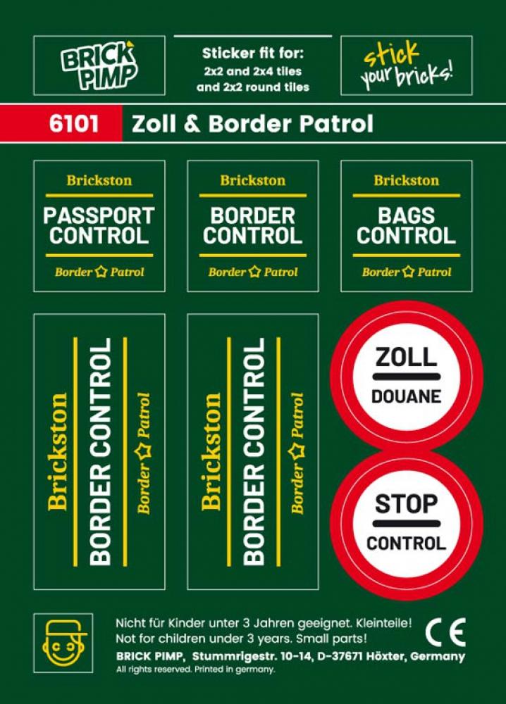 Zoll & Border Patrol