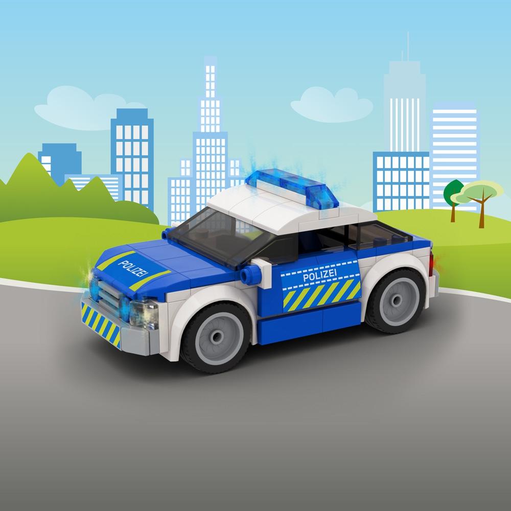 Polizei Auto Pack