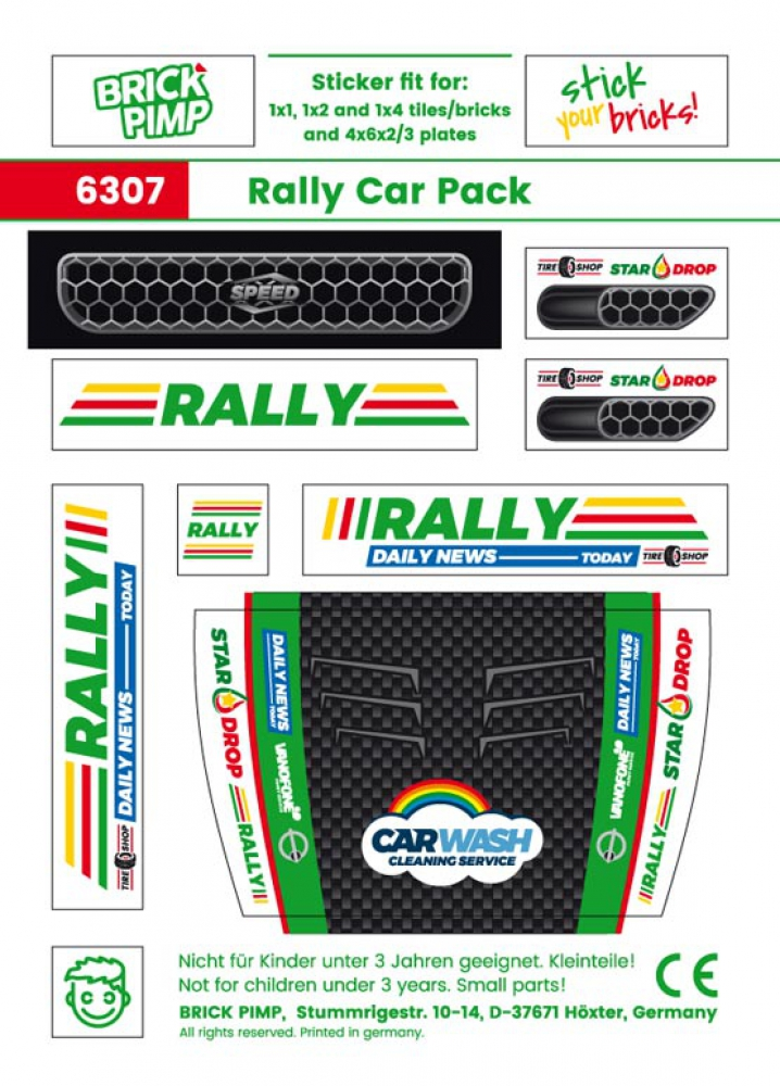 Rally Auto Pack
