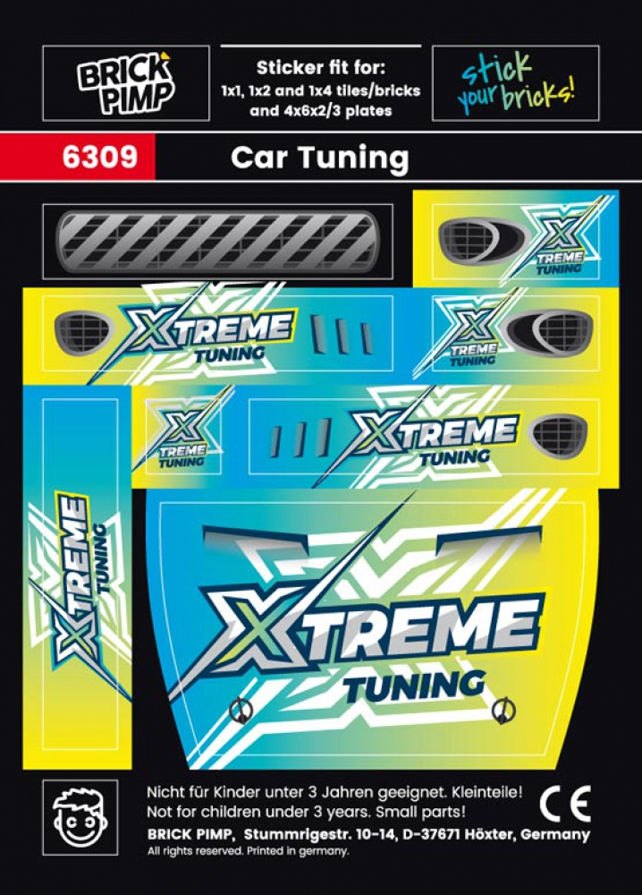 Xtreme Car Tuning Pack