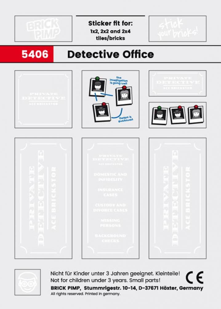 Detektiv Büro