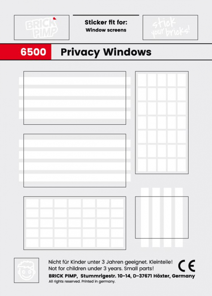 Privacy Window Screens
