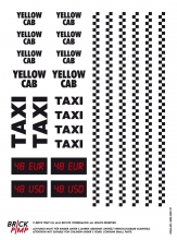Taxi - Yellow Cab