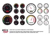 Speedometer fixtures